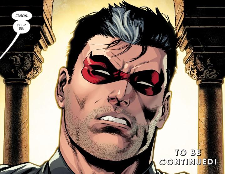 Jason Todd é o Robin?