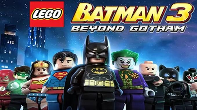Jogo do Batman Lego